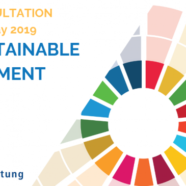 Public Consultation on 2019 Sustainable Development Report Launched, 29 April – 17 May 2019