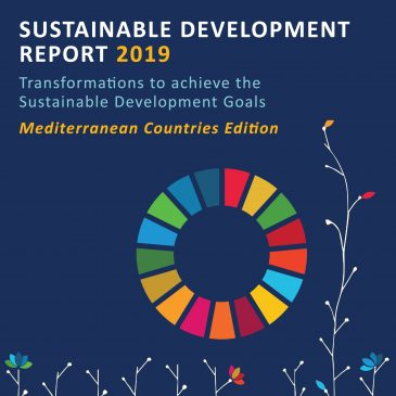 Sustainable Development Report 2019 –  Mediterranean Countries Edition