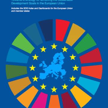 Europe Sustainable Development Report 2019 – Brussels, November 19, 2019