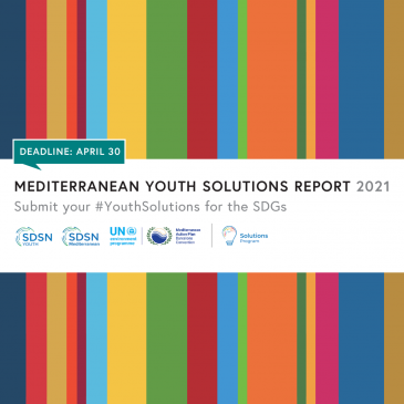 Mediterranean Youth Solutions Report 2021